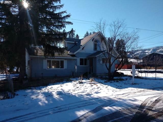 504 Donald St, Wallowa, OR 97885 (MLS #21585733) :: Cano Real Estate