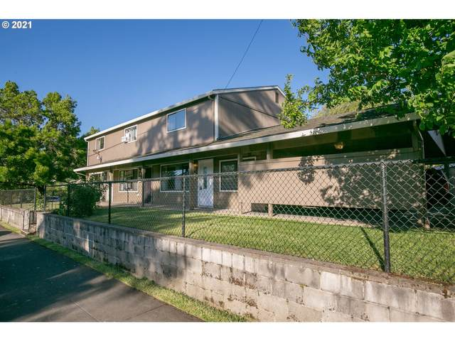7616 N Hodge Ave, Portland, OR 97203 (MLS #21585747) :: Townsend Jarvis Group Real Estate