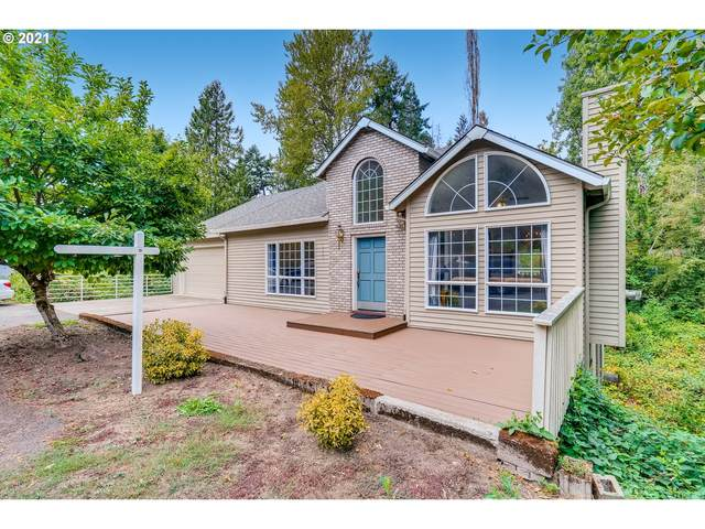5329 SW Baird St, Portland, OR 97219 (MLS #21585823) :: Fox Real Estate Group