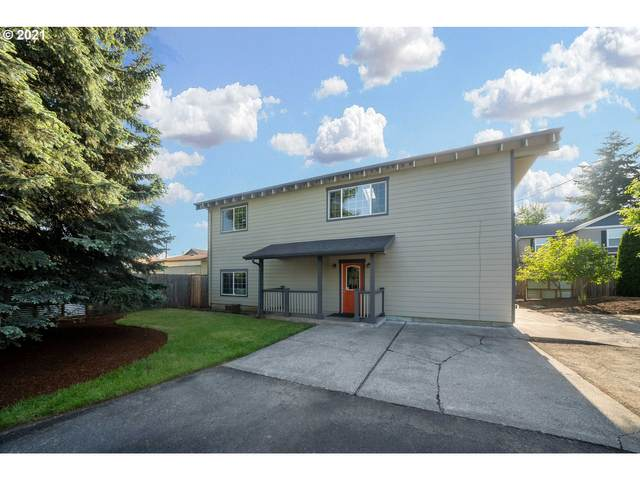 7839 SE Harney St, Portland, OR 97206 (MLS #21586141) :: The Haas Real Estate Team