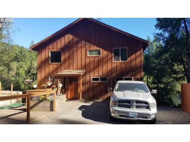 49820 Mckenzie Hwy, Vida, OR 97488 (MLS #21586262) :: The Haas Real Estate Team
