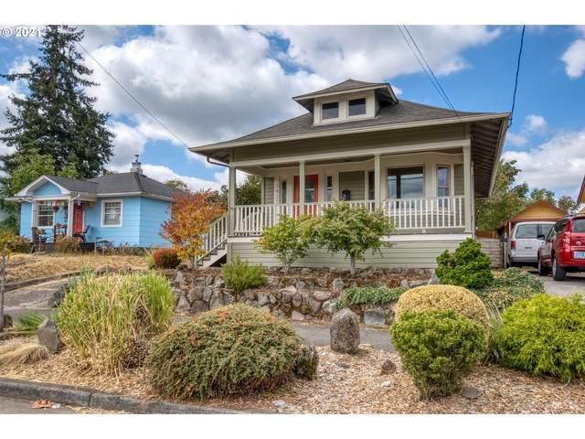 3427 NE 81ST Ave, Portland, OR 97213 (MLS #21586337) :: Lux Properties
