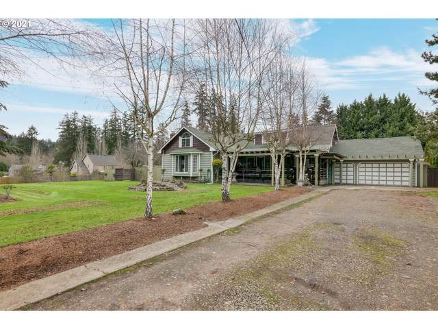 15095 SW Weir Rd, Beaverton, OR 97007 (MLS #21586563) :: Next Home Realty Connection