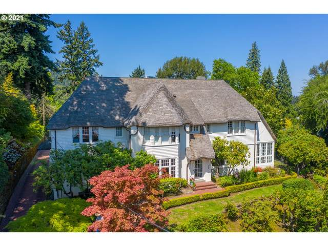 1841 SW Montgomery Dr, Portland, OR 97201 (MLS #21586627) :: Real Estate by Wesley