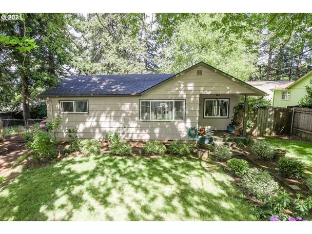 4910 SE 133RD Ave, Portland, OR 97236 (MLS #21586639) :: Duncan Real Estate Group