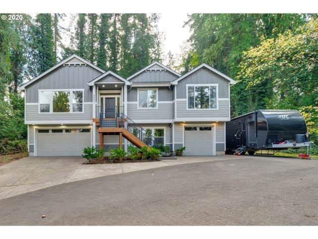 8001 NE 16TH St, Vancouver, WA 98664 (MLS #21586670) :: Stellar Realty Northwest