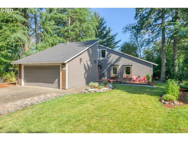 10435 SW Grant Ct, Tigard, OR 97223 (MLS #21586744) :: The Liu Group