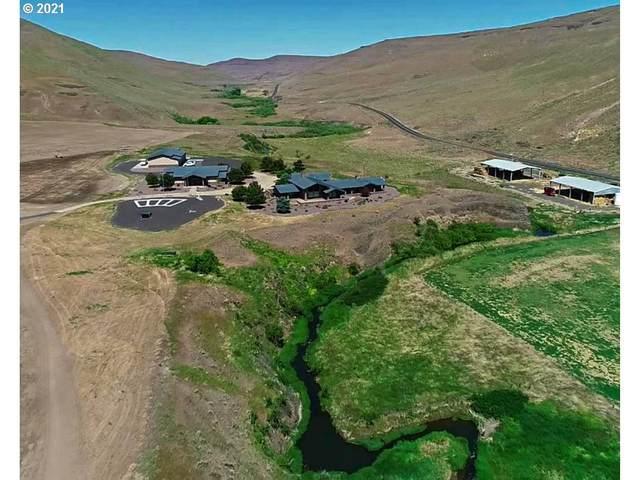 35432 Butter Creek Rd, Pilot Rock, OR 97868 (MLS #21587050) :: Premiere Property Group LLC