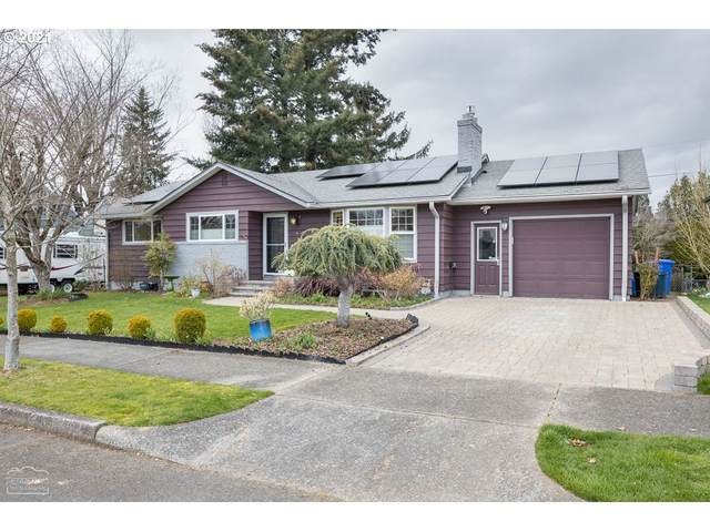 10137 SE Stephens St, Portland, OR 97216 (MLS #21587093) :: Song Real Estate