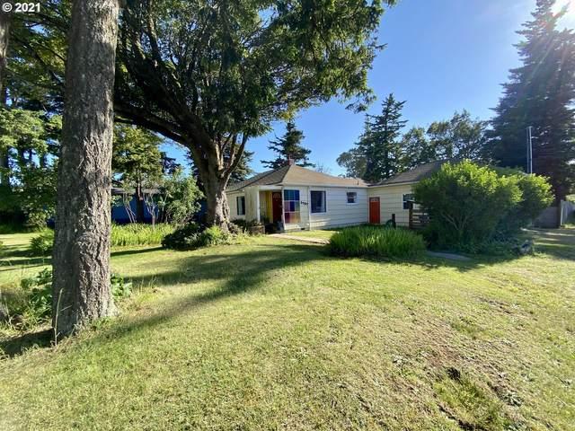 1737 Oregon St, Port Orford, OR 97465 (MLS #21587104) :: Holdhusen Real Estate Group