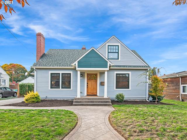 7145 N Olin Ave, Portland, OR 97203 (MLS #21587140) :: Real Tour Property Group