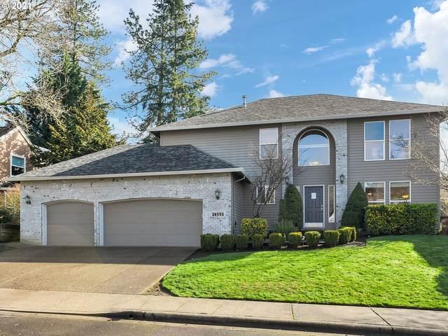 28592 SW Cascade Loop, Wilsonville, OR 97070 (MLS #21587188) :: Lux Properties