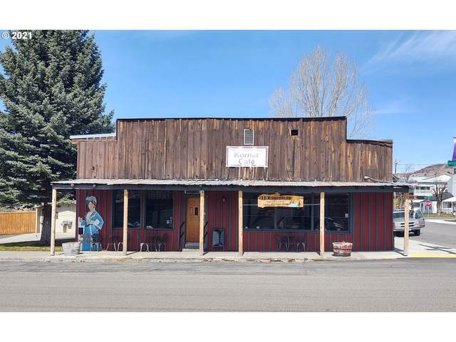 540 First St, Fossil, OR 97830 (MLS #21587262) :: Cano Real Estate