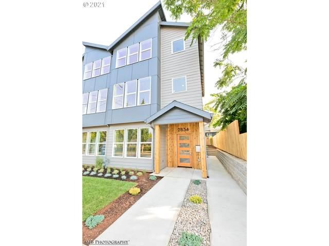 2834 NE Killingsworth St #1, Portland, OR 97211 (MLS #21587745) :: Next Home Realty Connection