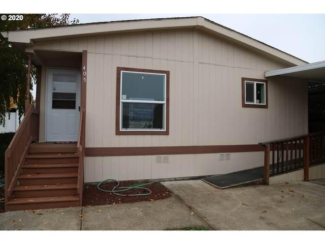 1199 N Terry St Sp405, Eugene, OR 97402 (MLS #21587786) :: TK Real Estate Group