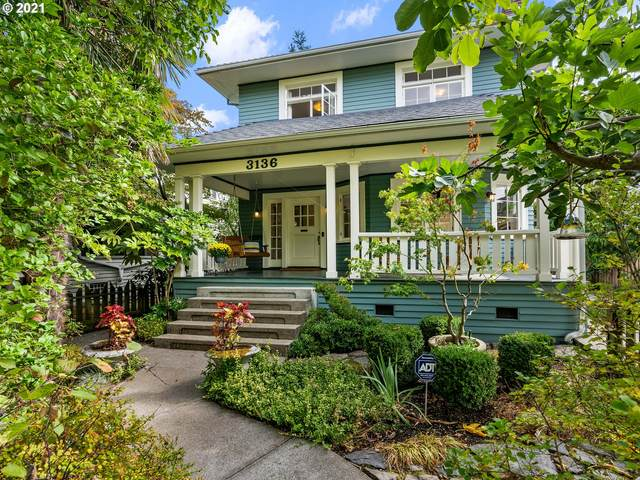 3136 NE 45TH Ave, Portland, OR 97213 (MLS #21587804) :: Next Home Realty Connection
