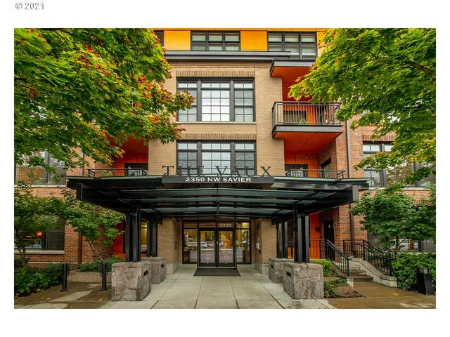 2350 NW Savier St #222, Portland, OR 97210 (MLS #21588230) :: McKillion Real Estate Group