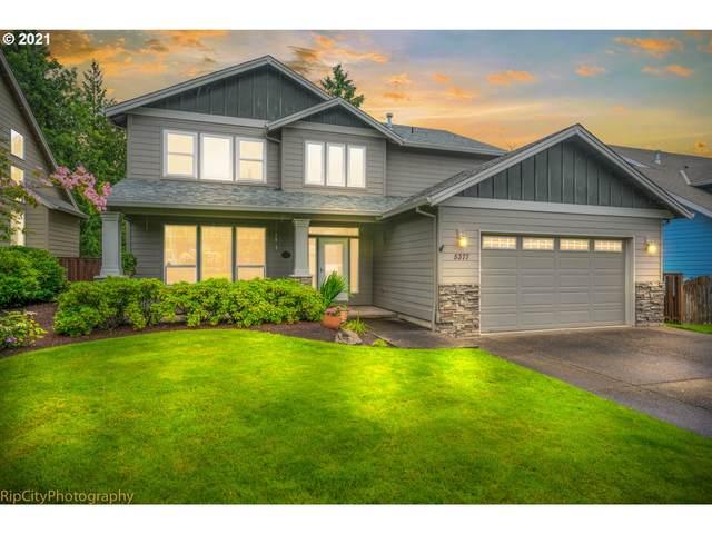 5377 SE Frances Ct, Hillsboro, OR 97123 (MLS #21588267) :: Fox Real Estate Group