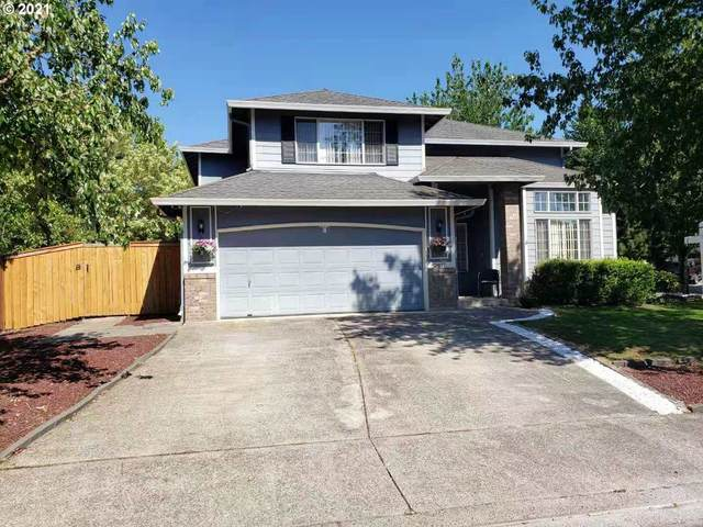 2407 SE 186TH Ave, Vancouver, WA 98683 (MLS #21588364) :: Fox Real Estate Group