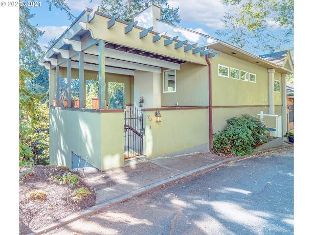 96 NW Maywood Dr, Portland, OR 97210 (MLS #21588435) :: Townsend Jarvis Group Real Estate