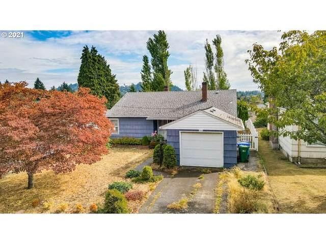 1930 NE 74TH Ave, Portland, OR 97213 (MLS #21588443) :: Fox Real Estate Group