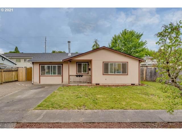 505 S Chehalem St, Newberg, OR 97132 (MLS #21588511) :: Holdhusen Real Estate Group