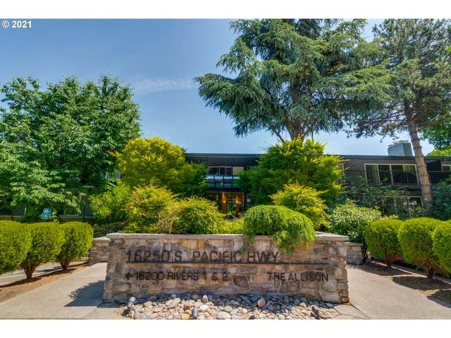 16250 Pacific Hwy #48, Lake Oswego, OR 97034 (MLS #21588878) :: Lux Properties
