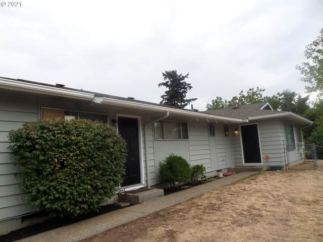 2709 L St, Vancouver, WA 98663 (MLS #21589222) :: The Pacific Group