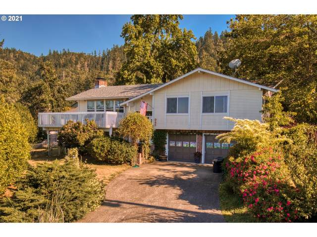 945 W Fromdahl Dr, Roseburg, OR 97471 (MLS #21589283) :: Real Tour Property Group