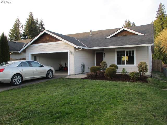 683 E Bridge St, Vernonia, OR 97064 (MLS #21589374) :: Next Home Realty Connection
