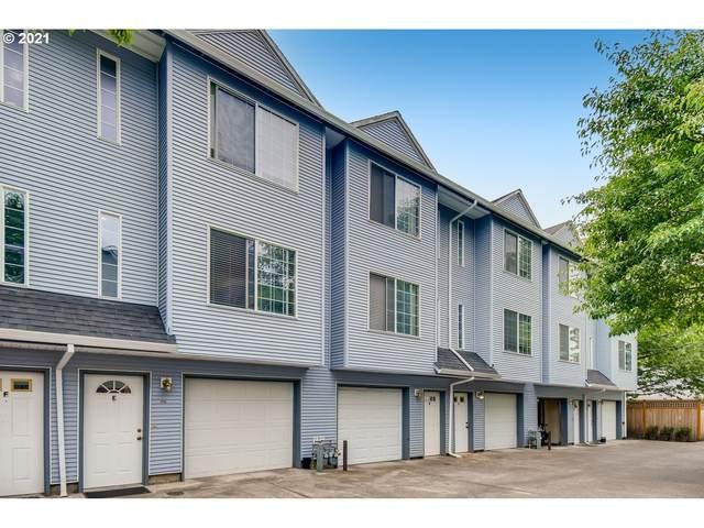 3034 SE 90TH Pl E, Portland, OR 97266 (MLS #21590015) :: Real Tour Property Group