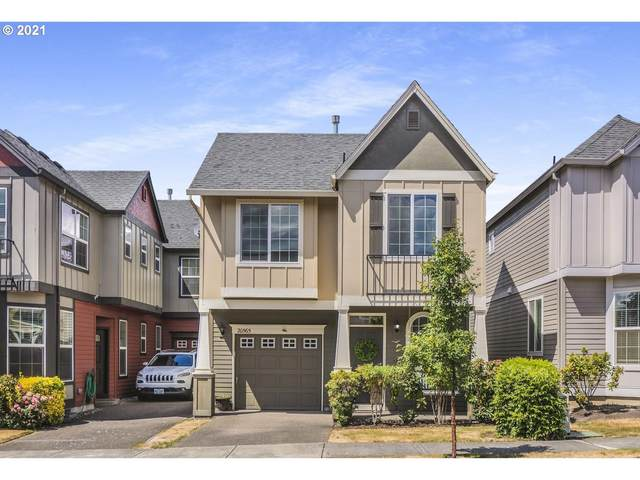 20565 SW Rosemount St, Beaverton, OR 97078 (MLS #21590201) :: Cano Real Estate