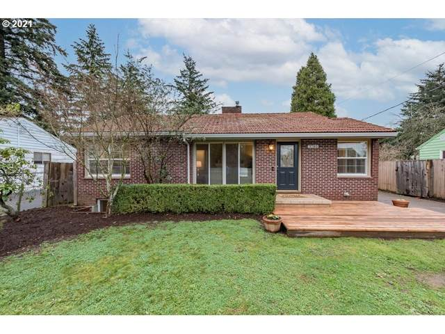 3740 SE 134TH Ave, Portland, OR 97236 (MLS #21590305) :: The Galand Haas Real Estate Team