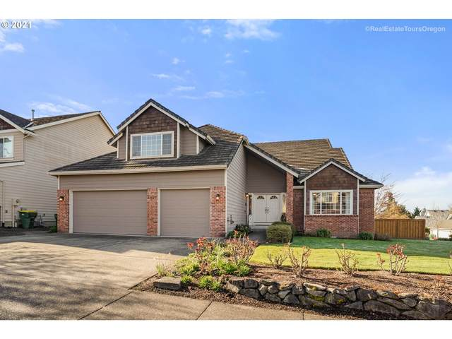 16682 NW Redding Ln, Portland, OR 97229 (MLS #21590393) :: Premiere Property Group LLC
