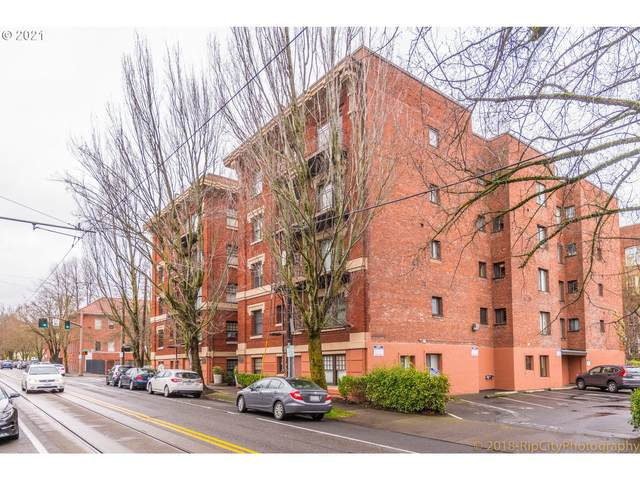 1829 NW Lovejoy St #313, Portland, OR 97209 (MLS #21590628) :: Next Home Realty Connection