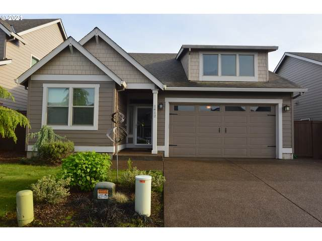 1412 Lydia Ave, Keizer, OR 97303 (MLS #21590824) :: Premiere Property Group LLC