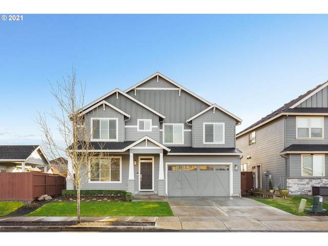 15413 NE 106TH St, Vancouver, WA 98682 (MLS #21590925) :: Townsend Jarvis Group Real Estate