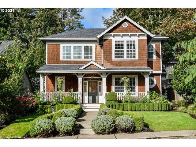 558 6TH St, Lake Oswego, OR 97034 (MLS #21591089) :: Premiere Property Group LLC