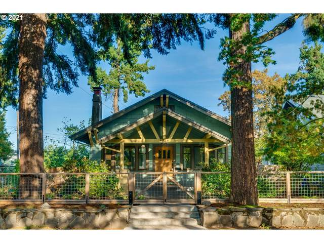 5264 NE Mallory Ave A, Portland, OR 97211 (MLS #21591333) :: The Pacific Group