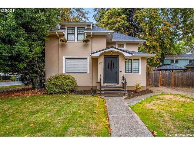 491 W 10TH Ave, Eugene, OR 97401 (MLS #21591395) :: Holdhusen Real Estate Group