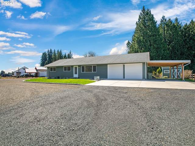 915 Fall Creek Rd, Longview, WA 98632 (MLS #21591423) :: Beach Loop Realty