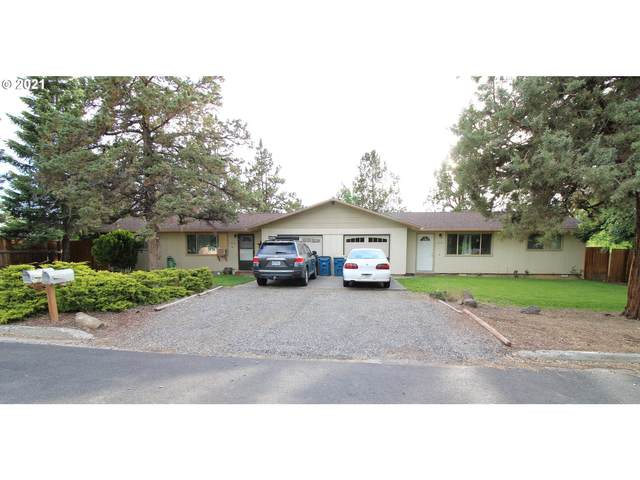 1051 SW 18TH St, Redmond, OR 97756 (MLS #21591626) :: The Pacific Group