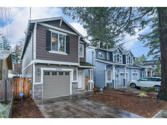2345 SE 77TH Ave, Portland, OR 97215 (MLS #21591764) :: The Liu Group