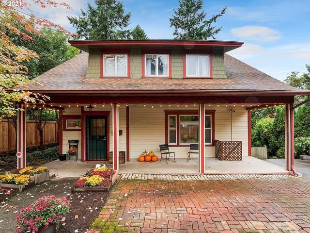 825 NE 66TH Pl, Portland, OR 97213 (MLS #21591770) :: The Haas Real Estate Team