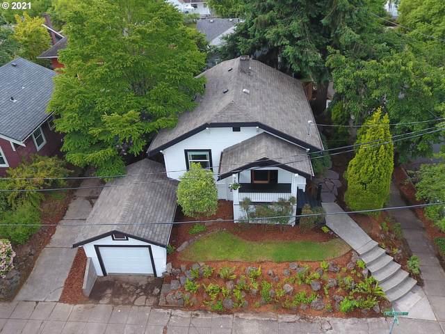 3104 NE Pacific St, Portland, OR 97232 (MLS #21591832) :: Stellar Realty Northwest