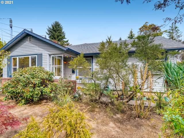 5731 NE Beech St, Portland, OR 97213 (MLS #21591991) :: Lux Properties