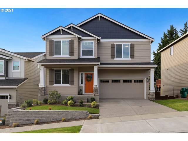 15728 SW Wren Ln, Beaverton, OR 97007 (MLS #21592186) :: Next Home Realty Connection