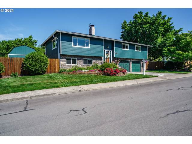 1577 SE Williams Ave, Gresham, OR 97080 (MLS #21592257) :: Brantley Christianson Real Estate
