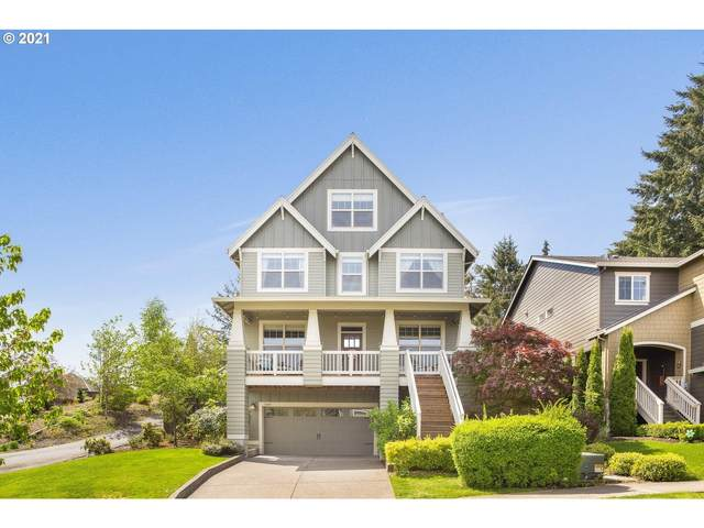 13164 SW Starview Dr, Tigard, OR 97224 (MLS #21592626) :: Fox Real Estate Group
