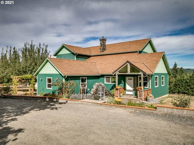 68507 S Barton Rd, Rainier, OR 97048 (MLS #21592946) :: Next Home Realty Connection
